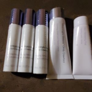 Set of Five Meaningful Beauty Face Product